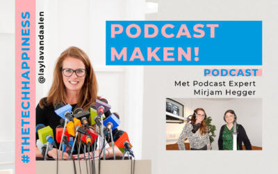 Podcast: Hoe start je een podcast?