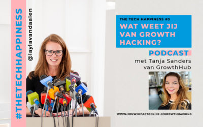 Podcast: Wat weet je van Growth Hacking?